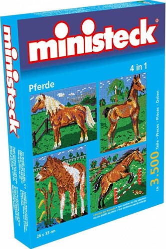 Ministeck - cheval 4-in-1 3500 pcs