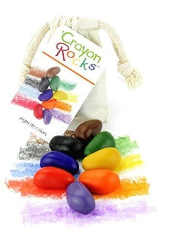 Crayon Rocks  teken en verfspullen Blue Velvet 8 colors