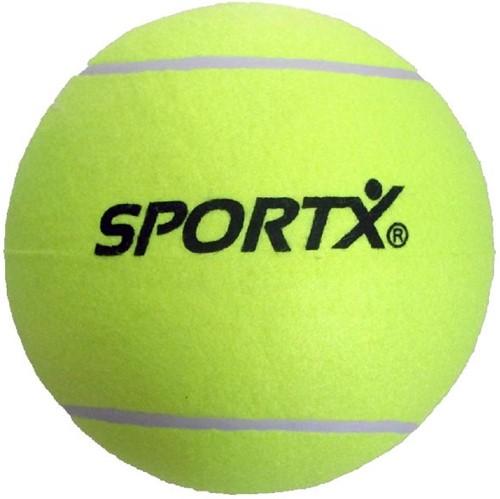 SportX Balle Tennis 22cm.Jaune