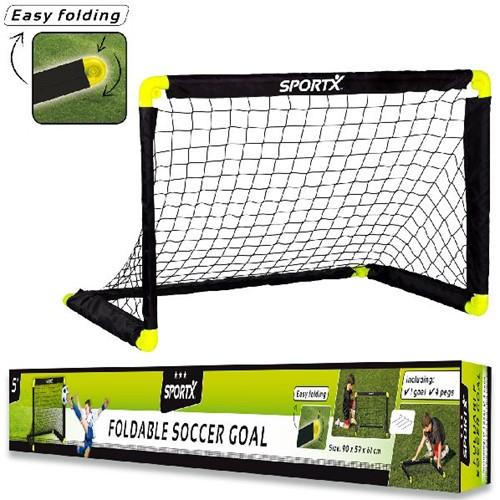 SportX Soccer Goal 90x59x61 cm