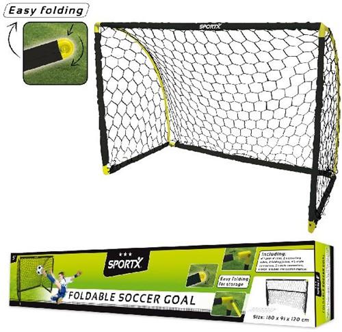SportX Soccer Goal 180x91x120 cm