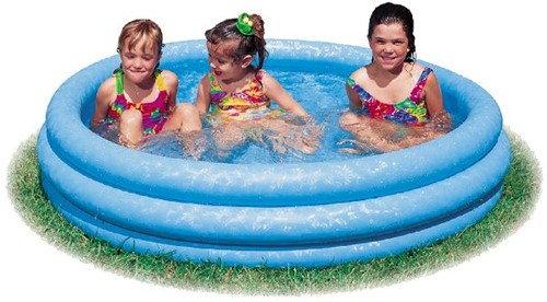 Intex Crystal Blue Pool 147x33