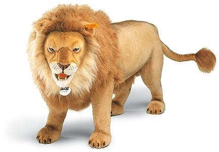 Steiff Lion studio - 110 cm