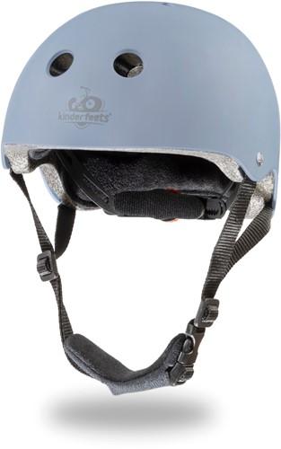 Kinderfeets helmet Matte Slate Blue