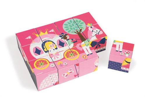 Kubkid – 12 Cubes Contes de Fées