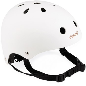 Janod Bikloon - helm (wit)