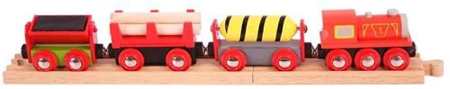Bigjigs Supplies Train