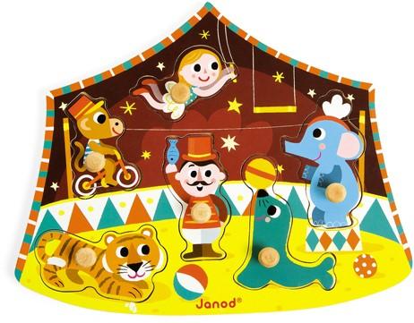 Puzzle Cirque des étoiles
