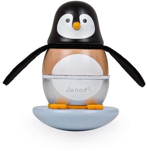Culbuto Pingouin Zigolos