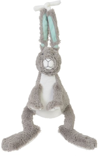 Happy Horse Gris Lapin Twine Musicale - 24 cm