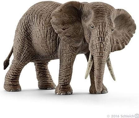 Schleich Safari - AFRIKAANSE OLIFANT, VROUWTJE 14761