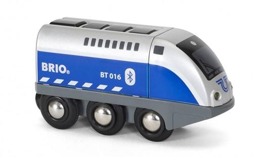 BRIO Locomotive télécommandée Bluetooth - 33863