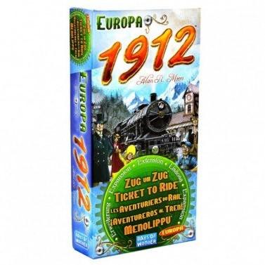 Days of Wonder Aventuriers du Rail - Europa 1912