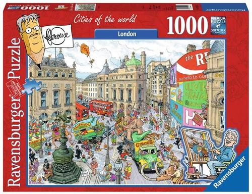 Ravensburger puzzle London 1000 pièces