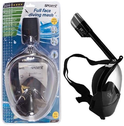 SportX 2000017 Adultes Noir