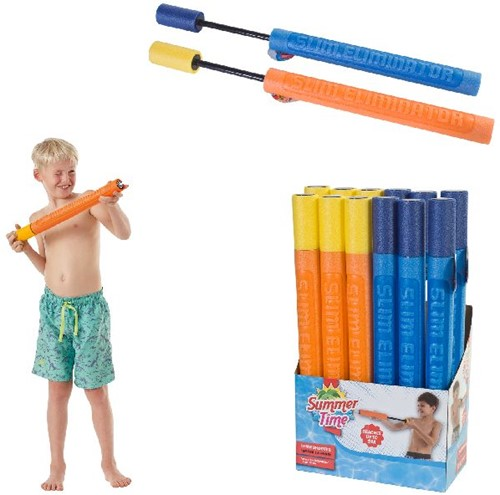 Summertime Foam Shooter 54cm in Display
