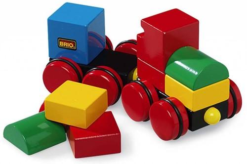 BRIO Train empilable magnétique - 30124