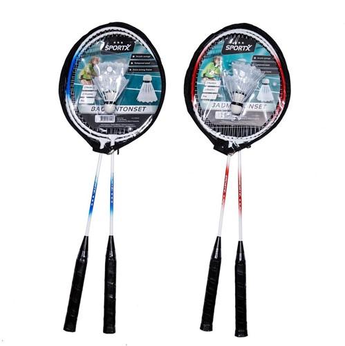 SportX Badmintonset *** 2ass