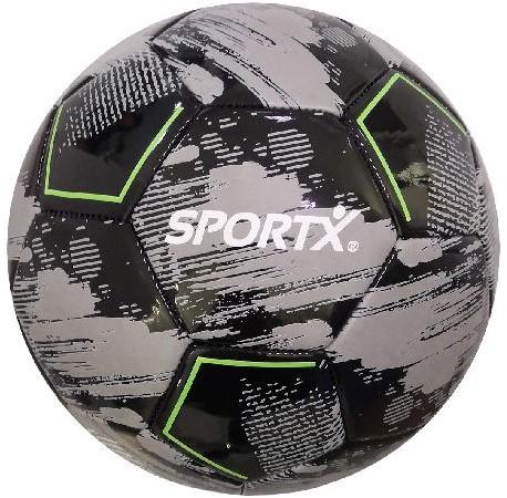 SportX Voetbal Grey Black 330-350gr