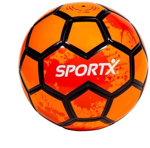 SportX Voetbal Oranje Splash 330-350gr