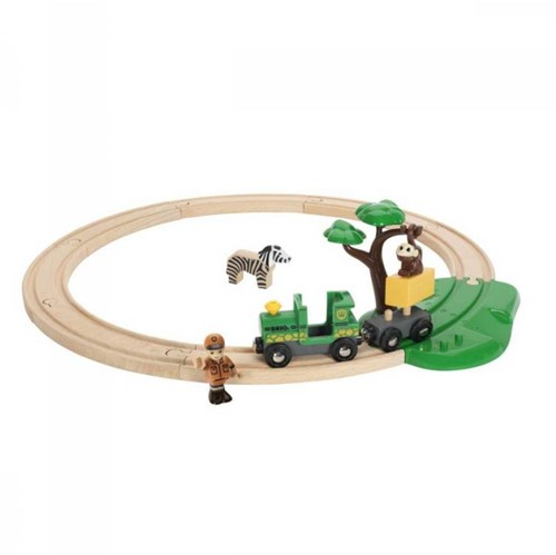 BRIO Circuit Safari - 33720