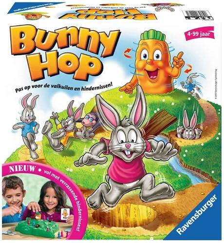 Ravensburger Bunny Hop Enfants
