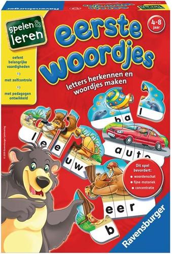 Ravensburger 243730 jeu de société Jeu de plateau d'apprentissage Enfants