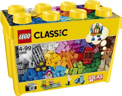 LEGO Classic Boîte de briques créatives deluxe - 10698