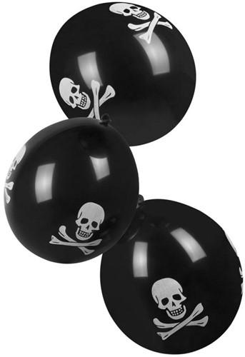 Planet Happy decoratie Piraten ballonnen
