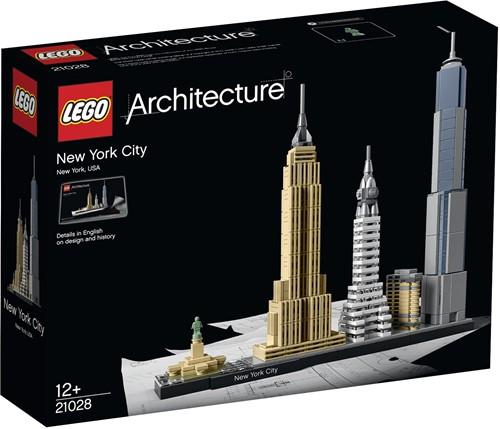LEGO Architecture Set New York 21028