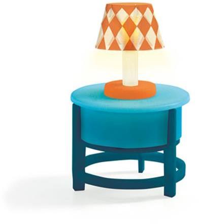 Djeco Lampe sur table ronde