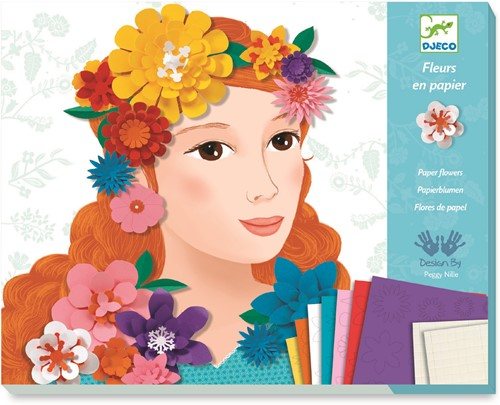 Djeco Jeunes filles en fleurs