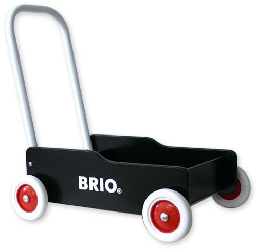 BRIO Chariot de Marche noir - 31351