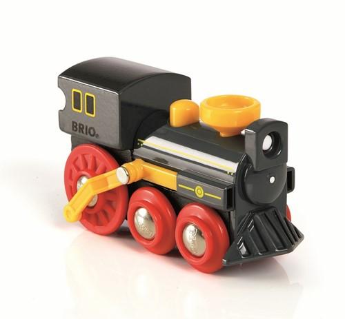 BRIO Grande locomotive à vapeur - 33617