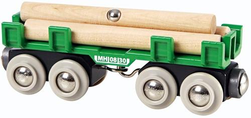 BRIO Wagon convoyeur de bois - 33696