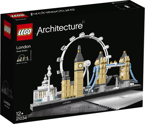 LEGO Architecture Set Londres 21034