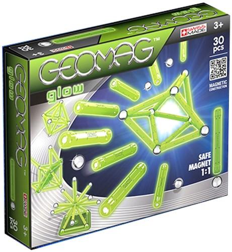 Geomag Color Glow 30 pcs jeu à aimant néodyme 30 pièce(s) Vert