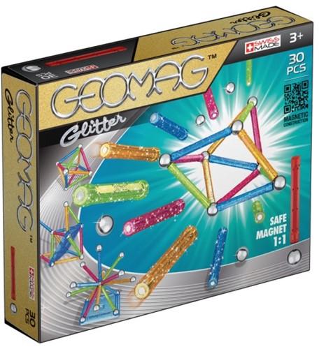 Geomag Color Glitter 30 pcs jeu à aimant néodyme 30 pièce(s) Multicolore