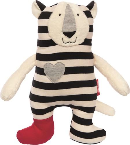 sigikid Cuddly friend tiger, Black & White Collection 39129