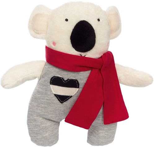 sigikid Cuddly friend koala, Black & White Collection 39130