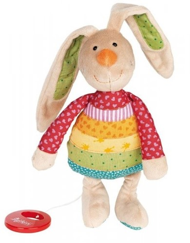 sigikid Rainbow Rabbit