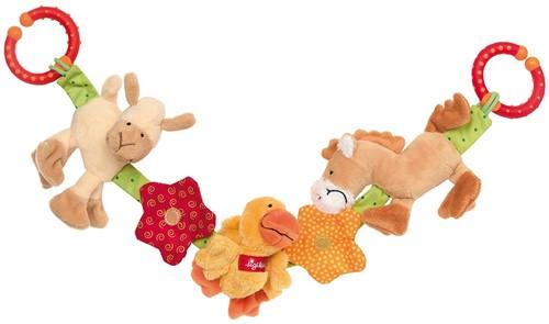 sigikid 49962 jouet pour bébé accroché