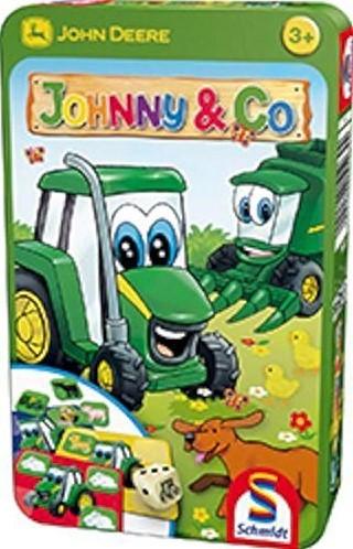 Schmidt Spiele Johnny & Co Jeu éducatif Enfants