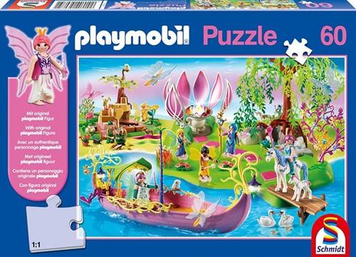 Schmidt Playmobil, Feeënwereld, 60 stukjes