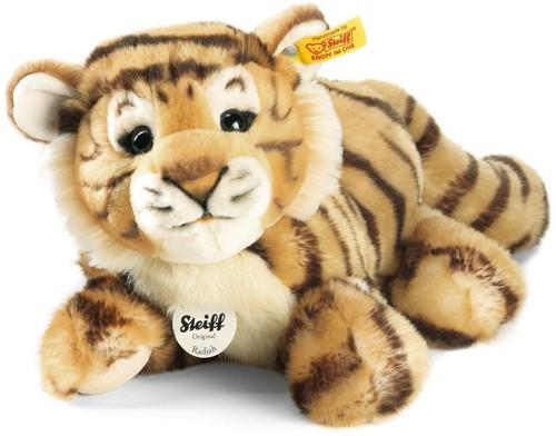 Steiff Bébé tigre-pantin Radjah