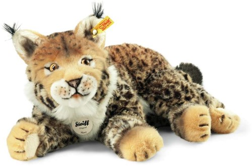 Steiff National Geographic lynx Mizzy