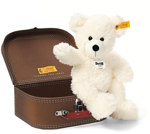Steiff Ours Teddy Lotte dans sa valise