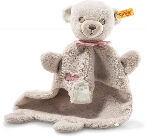 Steiff Hello Baby ours Teddy Lea doudou en boîte-cadeau