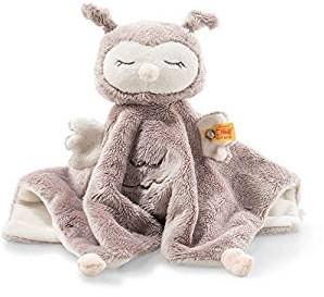 Steiff Soft Cuddly Friends chouette Ollie doudou