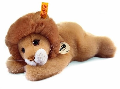 Steiff Le petit ami de Steiff lion Leo